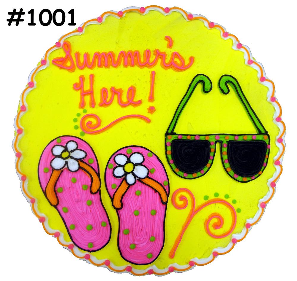 Summer Fun - Eileen's Colossal Cookies
