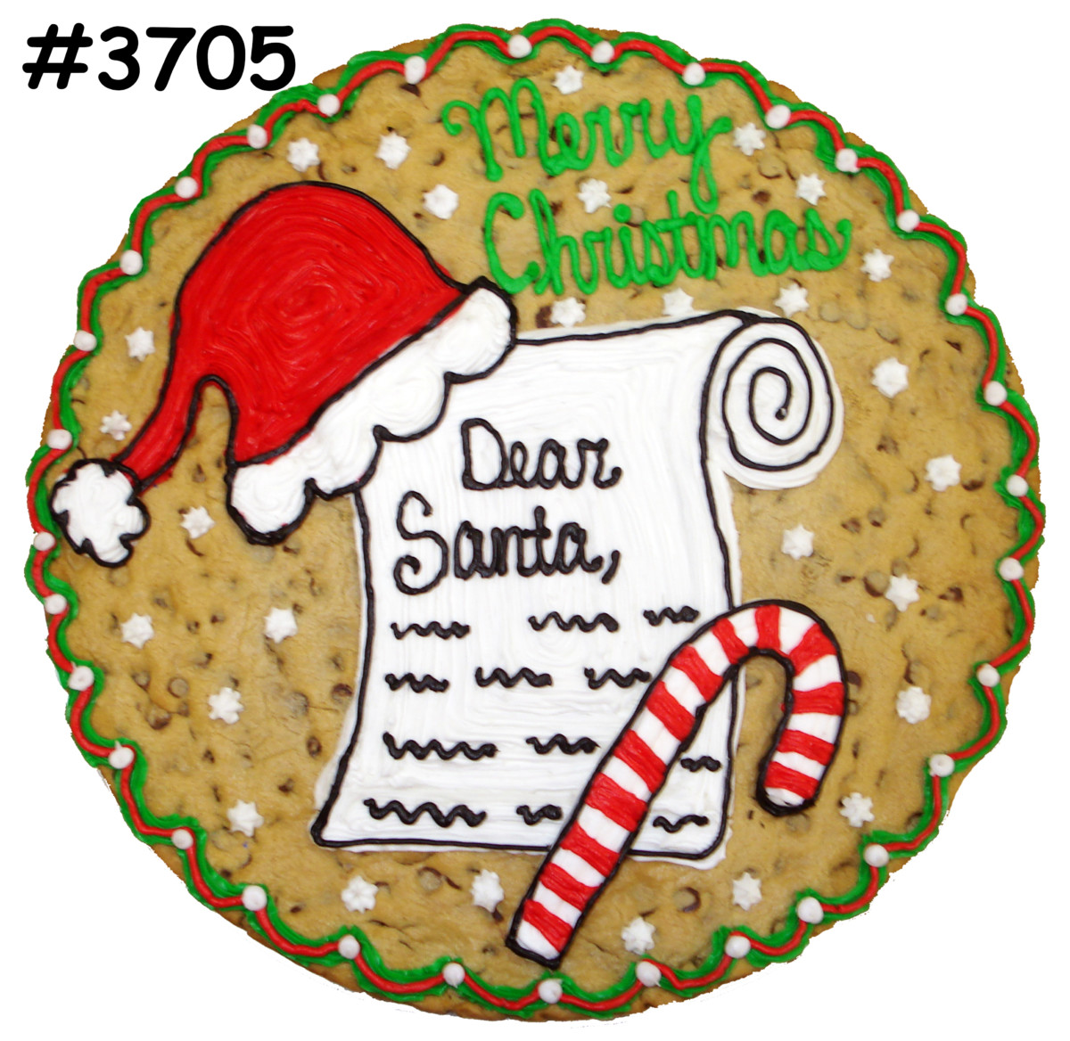 Christmas Eileen S Colossal Cookies