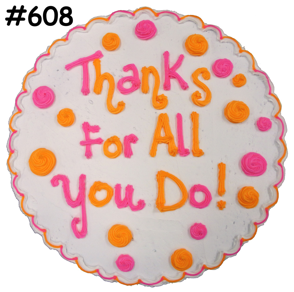 Thank You Eileen S Colossal Cookies